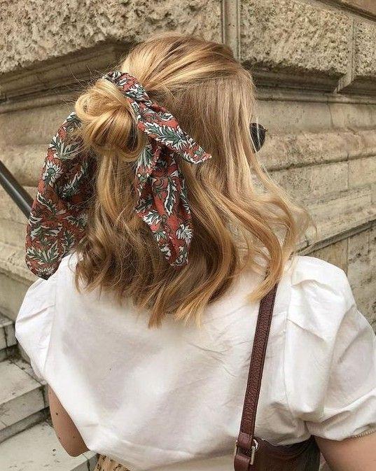 7 peinados minimalistas para las chicas de cabello corto