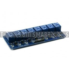 8 Channel 5v Relay Module Arduino Channel High Voltage