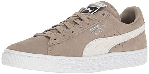 puma baskets suede mid classic homme