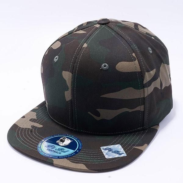 Pit Bull Cotton Snapback Hats Wholesale  G.Camo   a209b0255f0d
