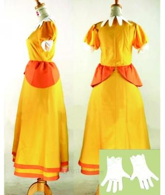 Princess Daisy Costume from Super Mario | Clothing/Costumes ...