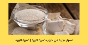 اسرار عجيبة في حبوب خميرة البيرة خميرة البيره برو سايتي In 2021