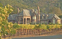 Ledson Winery and Vineyards Sonoma Ca.