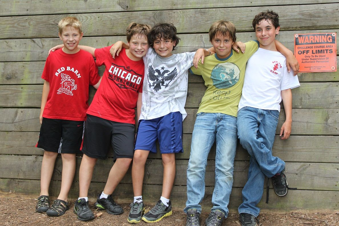 Camp makes friendships that last a lifetime!