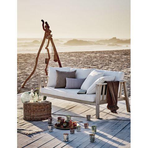 Outdoor Sofa Akazienholz Outdoor Pinterest