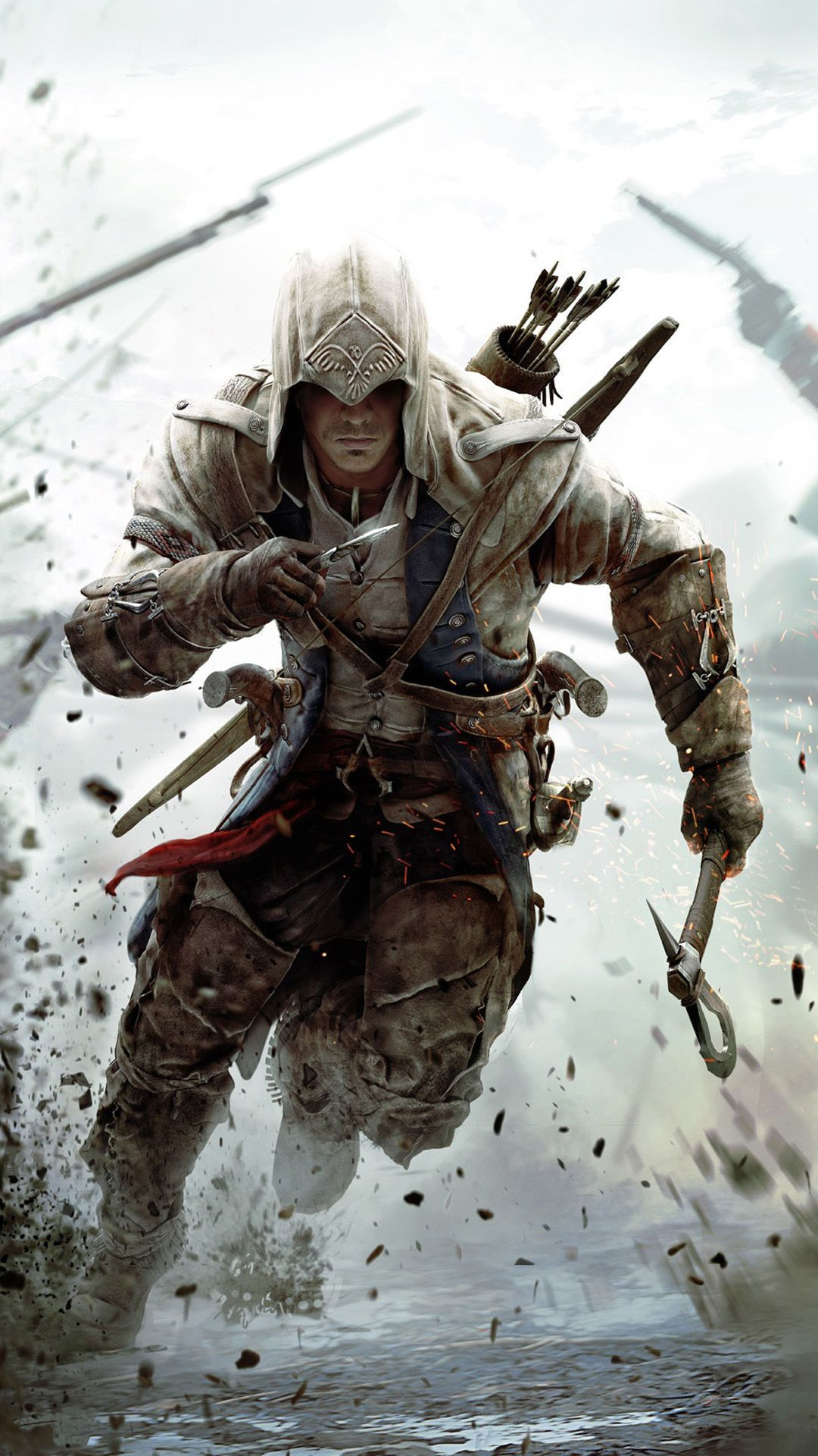Soldier Assassins Creed Game HD Samsung Galaxy S4 Wallpaper