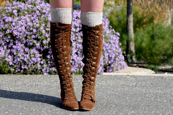 How We'll Pair Shoes And Socks This Fall http://blog.freepeople.com/2012/10/pair-shoes-socks-fall/
