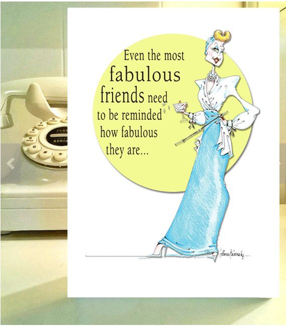 Funny Women Birthday Greetings Cards For Her Girlfriend To