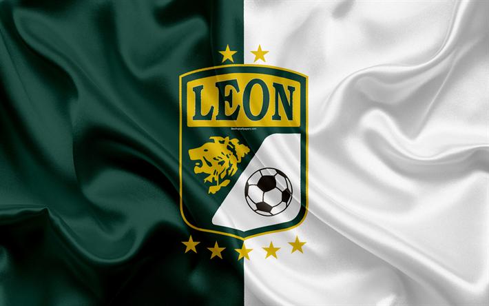 Herunterladen Hintergrundbild Club Leon Fc 4k Mexikanische