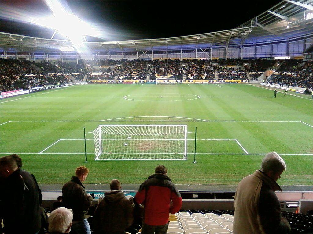Stadium this stadium is shared with the Hull