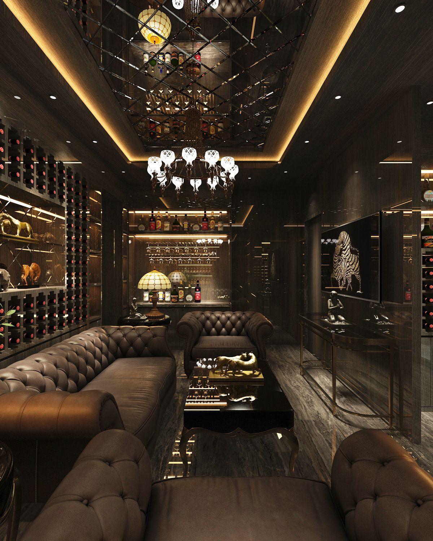 Cigar Room Cigar Disenodedormitorio Room In 2020 Lounge Interiors Cigar Lounge Decor Cigar Room