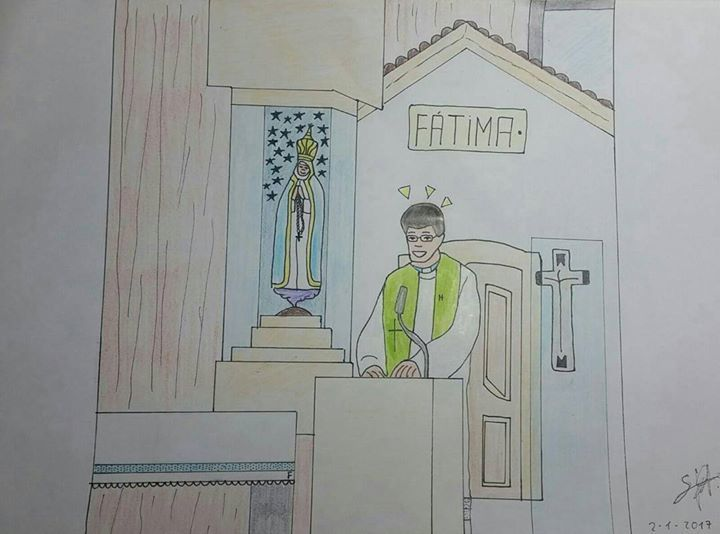 Quem será? #padrehugomartins #fátima #fatima2016 #santuariodefatima #God #santuário #fé #p https://t.co/gHcpVMTtWh https://t.co/EmPsiexpJp
