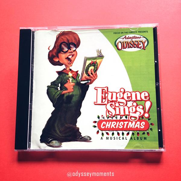 Eugene Sings Christmas Adventures In Odyssey