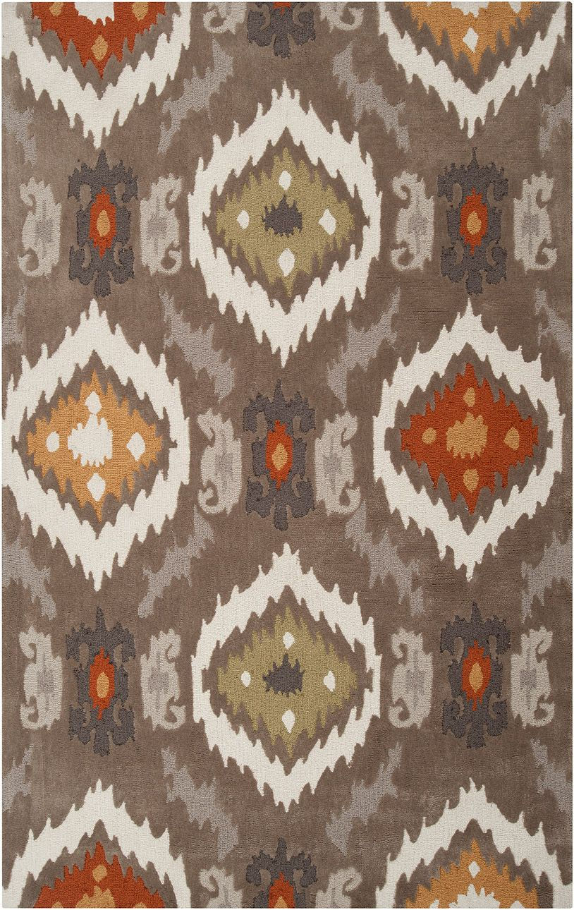 Hot For Ikat An Landl Product Available To The Trade Eclectic Area Rug Hand Tufted Rugs Area Rugs