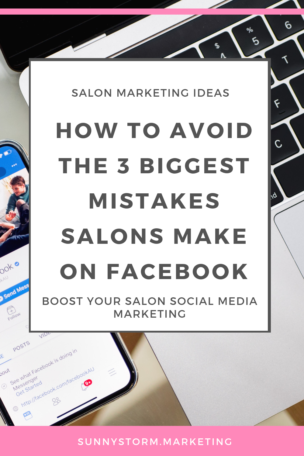 The 20 biggest mistakes salons make on Facebook (and how to fix