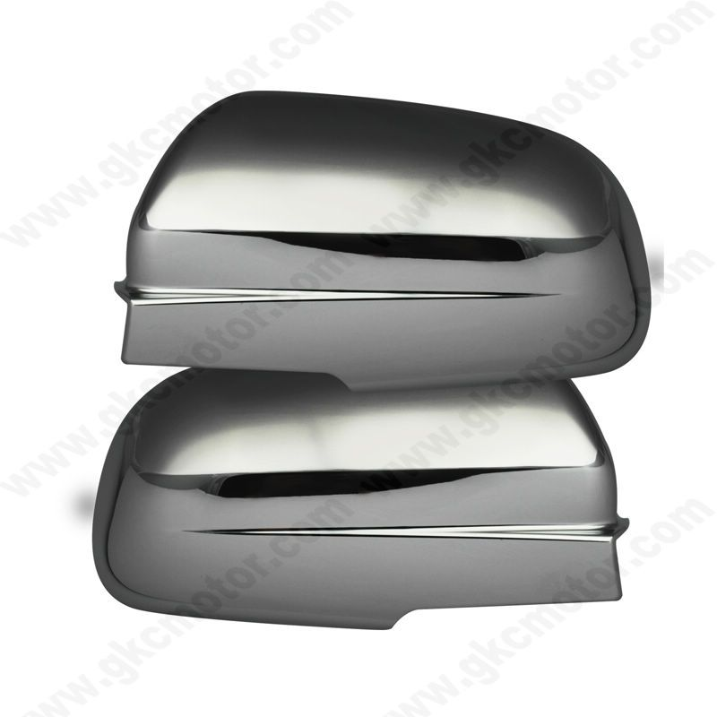 Gk 51009 04 11 Chevy Aveo Sedan Chrome Mirror Cover Chrome Mirror Chrome Mirror