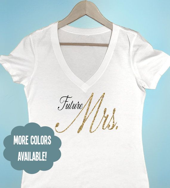 Future MRS T-shirt Women's T-shirt by BeEverThine on Etsy