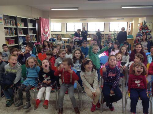 Salva la veu del Poble: Desde la Biblioteca Infantil…