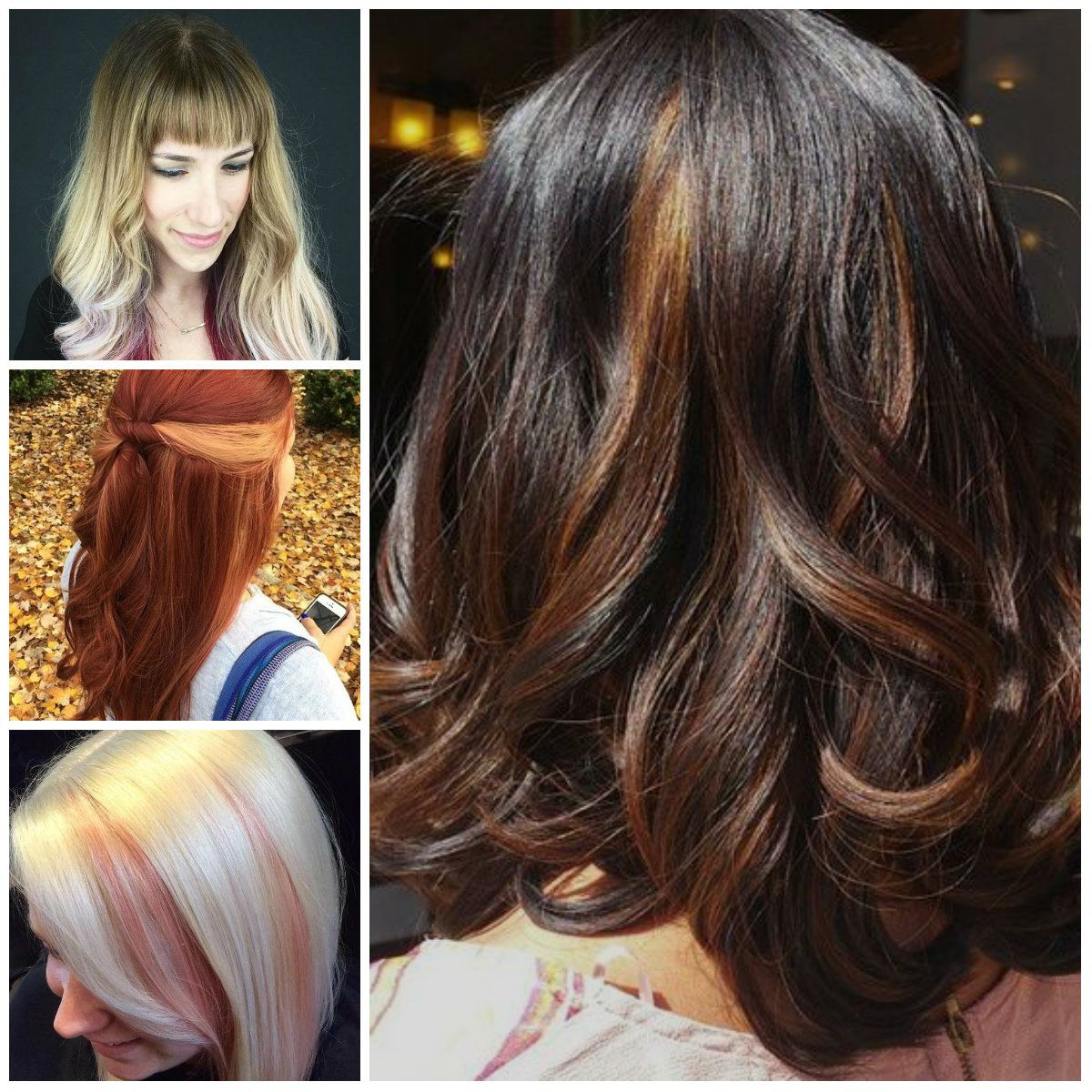 Hair Color Ideas Streaks - Best Natural Hair Color Products Check ...