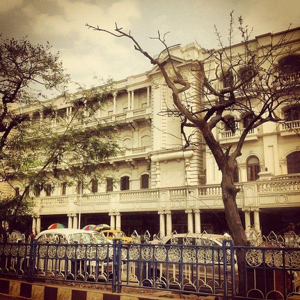 Kolkata The Oberoi Grand Courtesy Umang Sonthalia Iumang Instagram Luxury Travel Photo