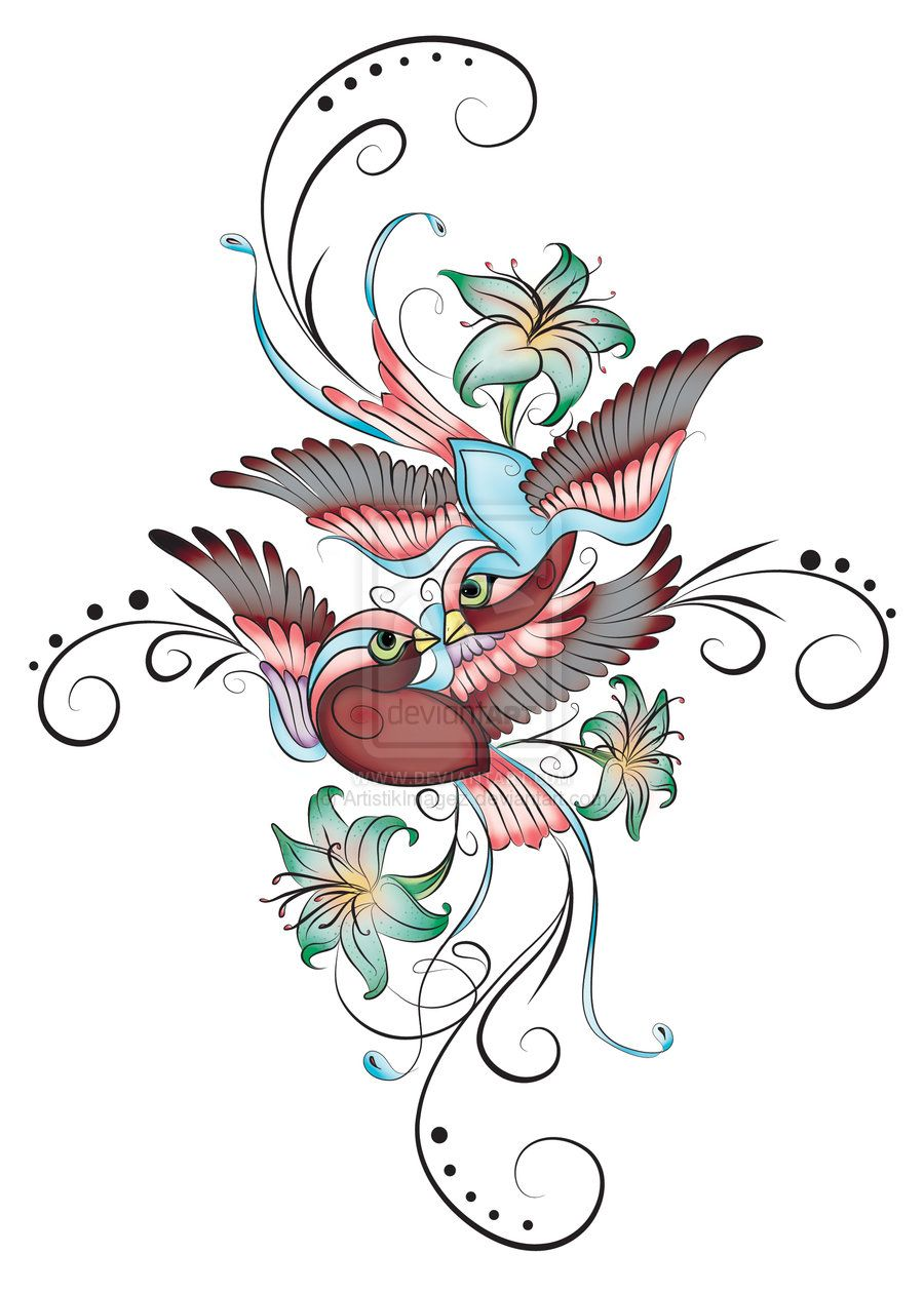 Two sparrows in a hurricane tattoo enchanted sparrows by enchanted sparrows sparrow artsparrow tattoohurricane biocorpaavc Images