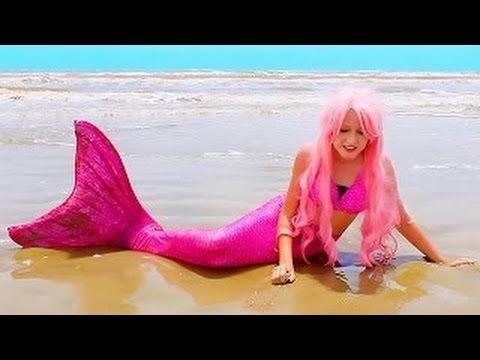 أغرب 10 مقاطع لظهور حورية البحر الحقيقية غرائب وعجائب Real Mermaids Found Mermaid Spells Real Mermaids