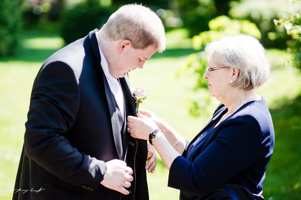 Heiraten in Siek Hochzeitsfotografie