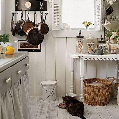 Cucina Shabby chic decori | shabby chic | Pinterest | Cucina ...
