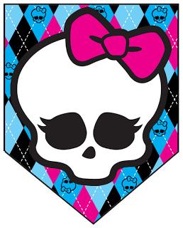 Kit Festa Monster High Para Imprimir Gratis Festa Monster High