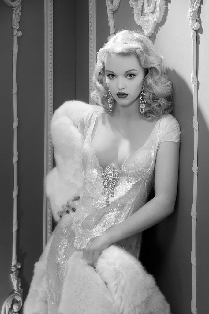 Nothing Tops Old School Glamour Vintage Glamour Glamour Photography Glamour