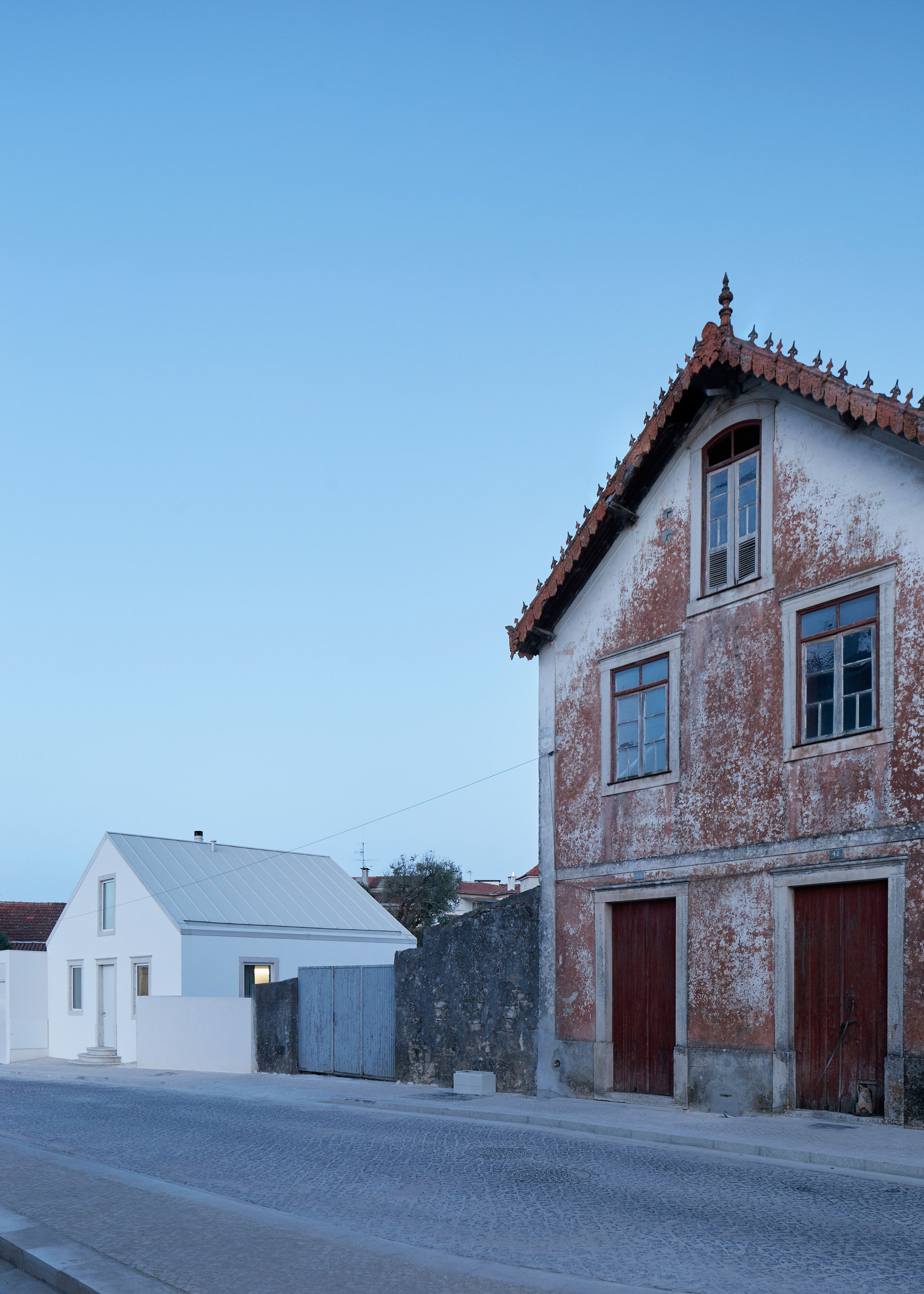 Local Architect Bruno Dias Has Renovated A Traditional House In The Portuguese Town Of Ansiao