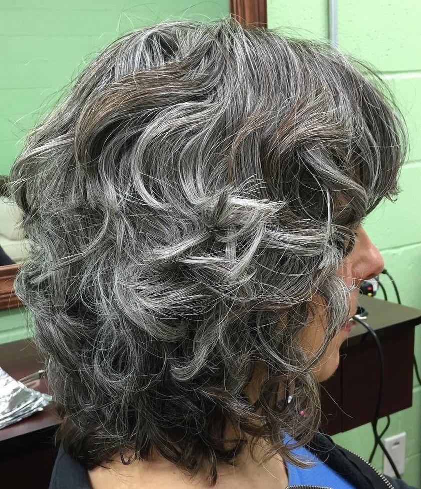 65 Gorgeous Gray Hair Styles Gray Balayage Long Gray Hair Gorgeous Gray Hair