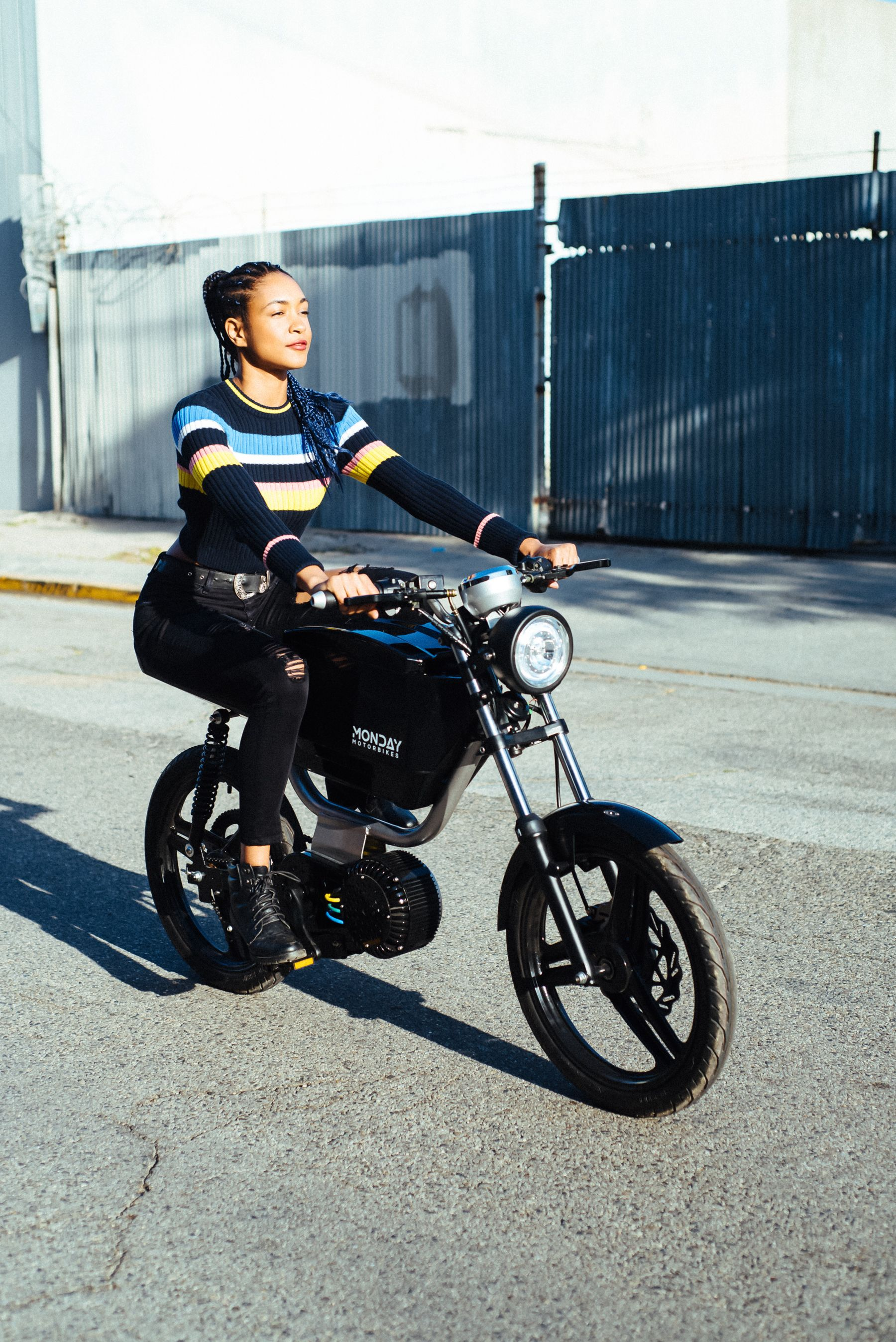 Who Run The World Who Runs The World Electric Motorbike Running