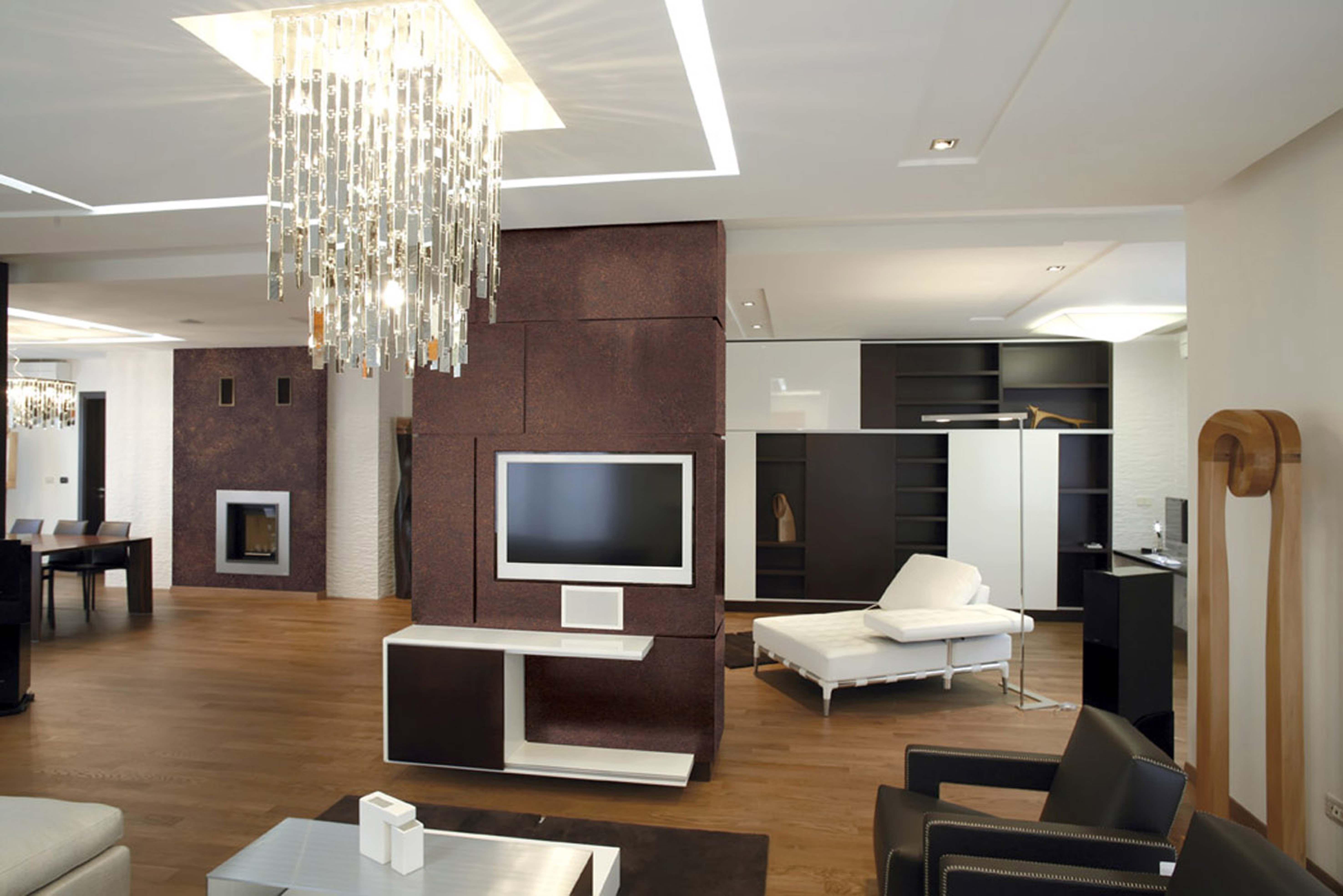 Decoracion moderno sala de estar dibujos muebles de - Muebles sala de estar ...