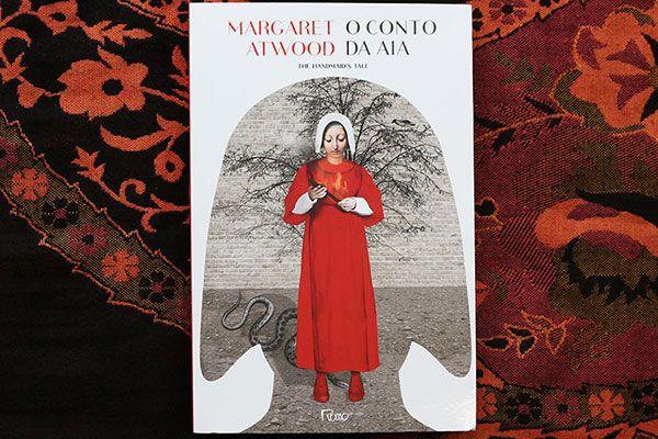 Livro O Conto Da Aia Por Margaret Atwood Margaret Atwood