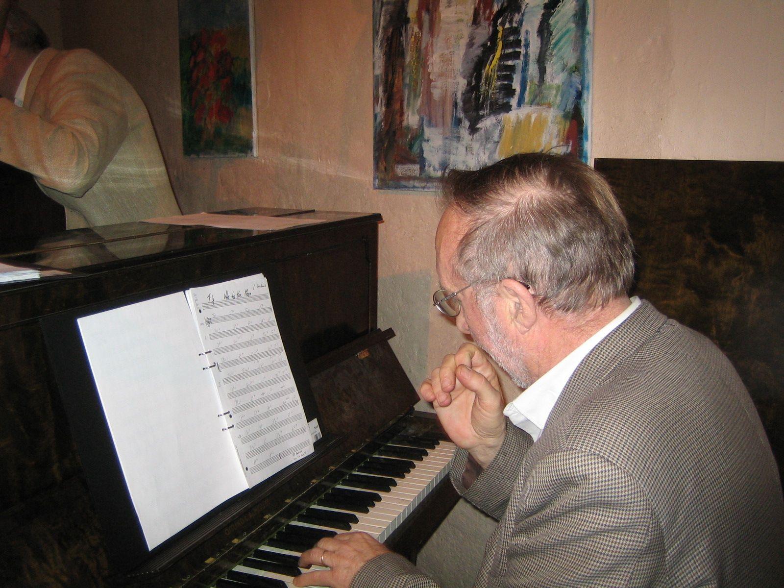 Janne Sjöblom - Piano Photo: Hans Jung http://www.opusnorden.com/se/jazzsv/rfquartet/jansjoblom