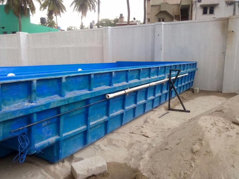 Ready Made Swimming Pool, Prefabricated Swimming Pool ...