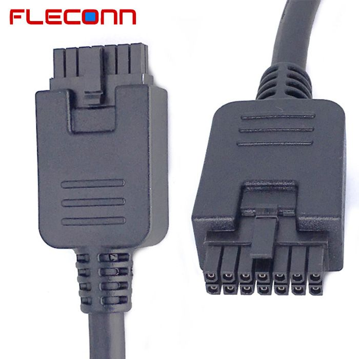 Custom Overmolded Cable Assemblies, FLECONN Manufacturer