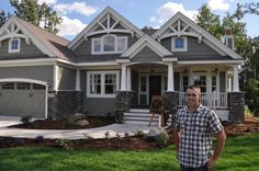 Craftsman  Craftsman style homes and Craftsman style on Pinterest