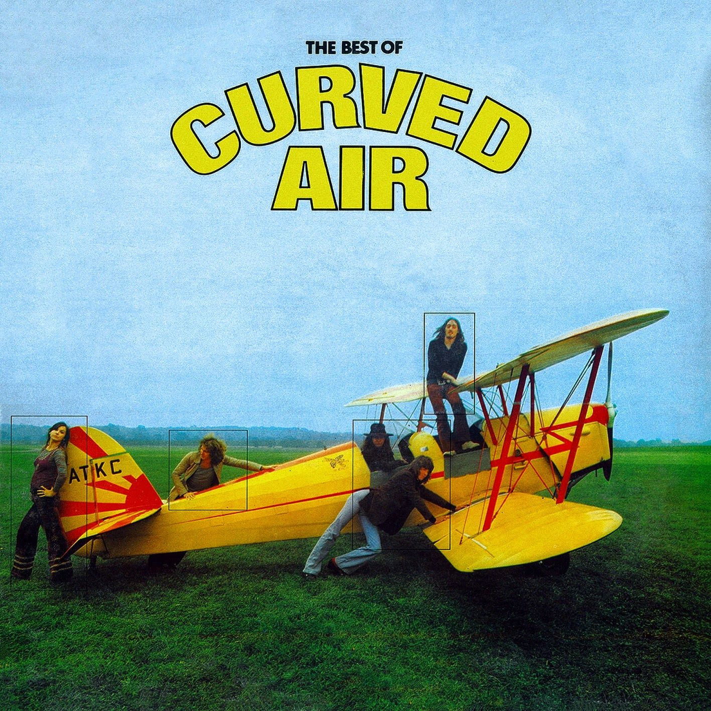 Free Download Cover Designer Curved Air The Best Of