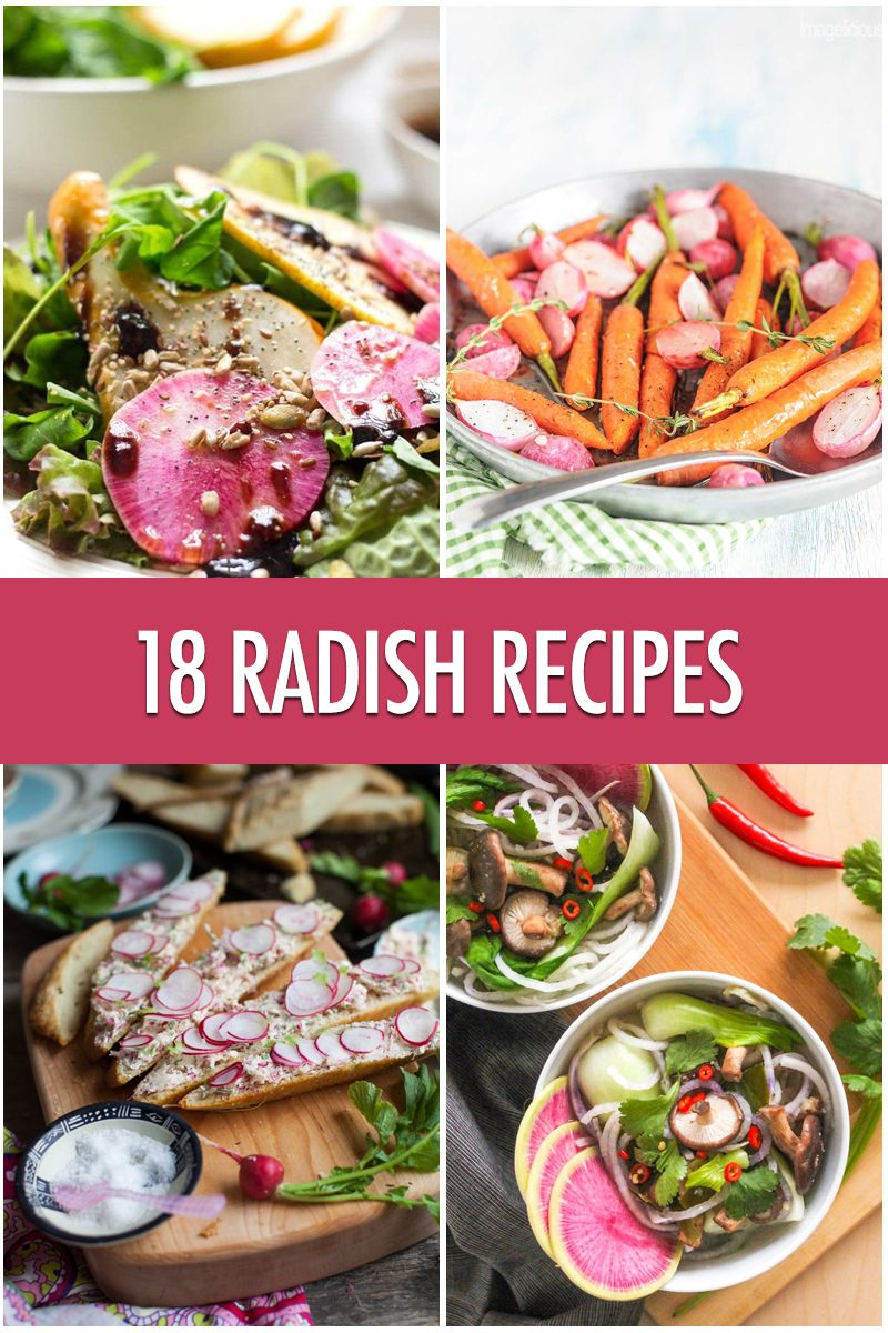 18 spring radish recipes food bloggers of canada apps and 18 spring radish recipes food bloggers of canada forumfinder Images