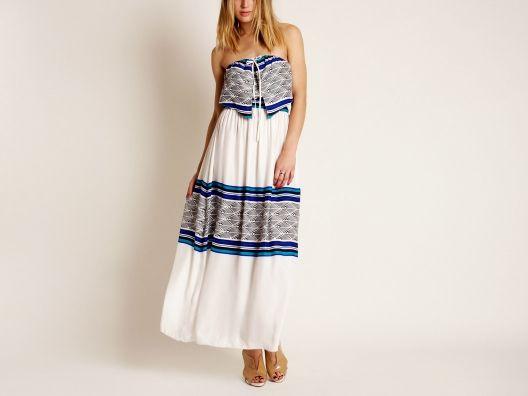 Maria Maxi Dress :}