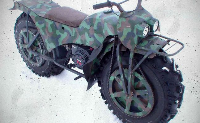 The Best Survival Bikes For The Zombie Apocalypse Motorcycle