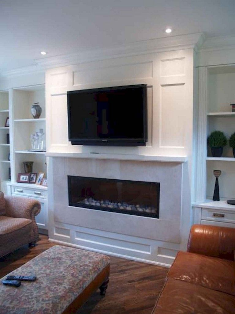 Living Room Tv Wall Units: 59+ Best TV Wall Living Room Ideas Decor On A Budget