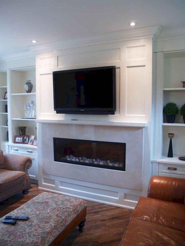 59+ Best TV Wall Living Room Ideas Decor On A Budget