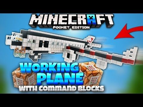 airplane command minecraft