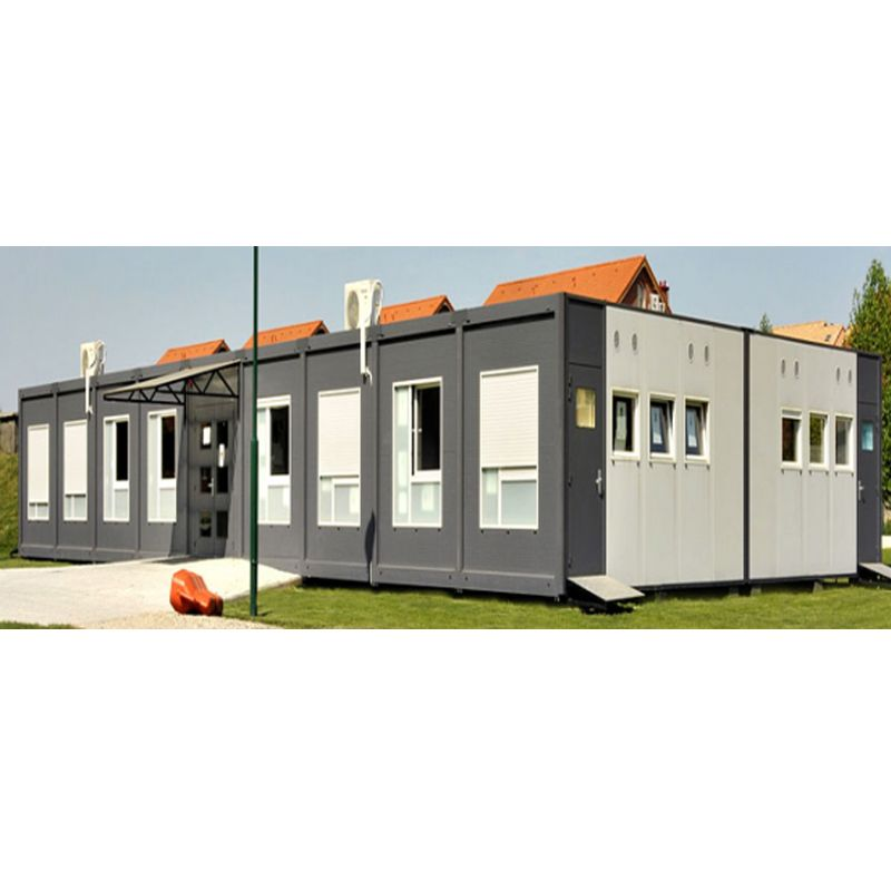 Government tender supplier low cost container homes sale