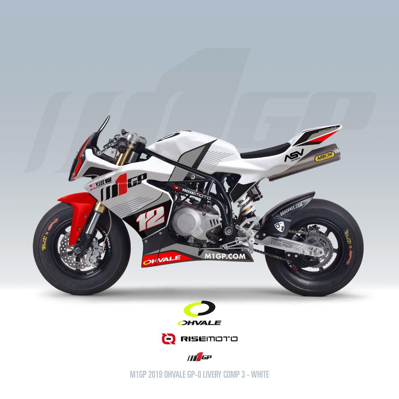 Ohvale GP0 M1GP m1gp Motorcycle racing minimoto