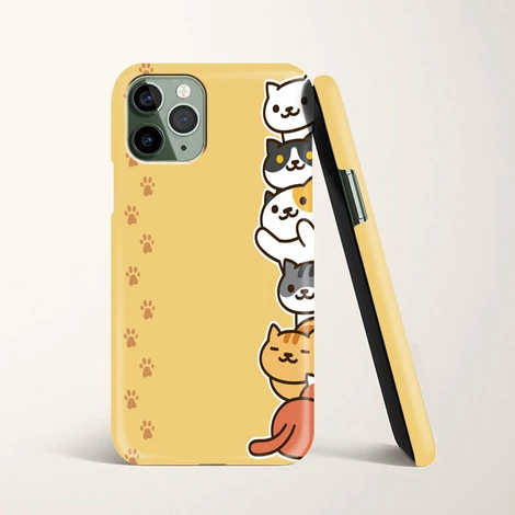 Who Atsume iphone 11 case