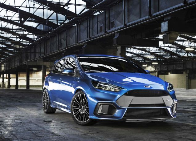 2016 Ford Focus Rs This Is Your 320 Hp Awd Monster Hatch From Ford New Ford Focus Ford Focus Ford Rs